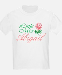 Little Miss Abigail T-Shirt