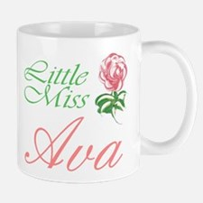 Little Miss Ava Mug