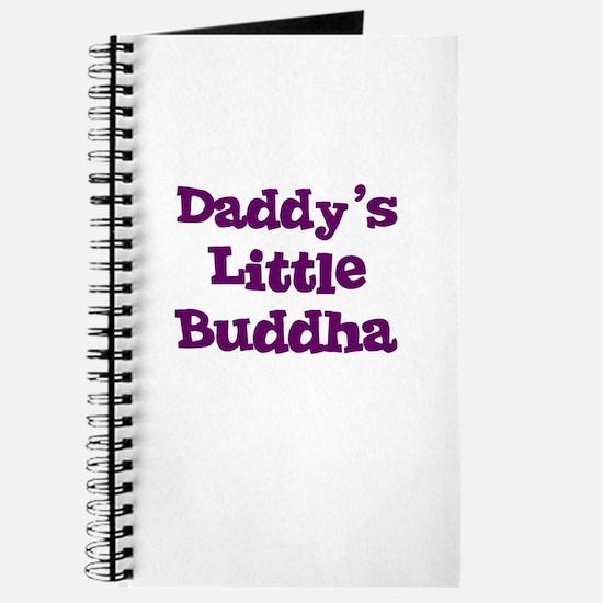 Daddy's Little Buddha Journal