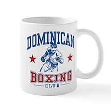 Dominican Boxing Mug