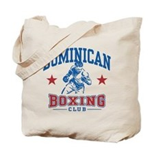 Dominican Boxing Tote Bag