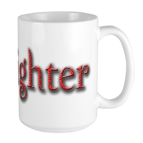 Twilighter (Red) Large Mug
