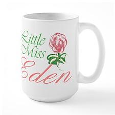 Little Miss Eden Mug