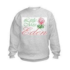 Little Miss Eden Sweatshirt