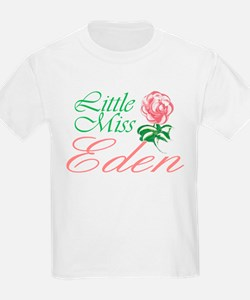 Little Miss Eden T-Shirt