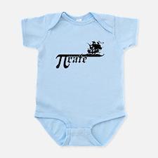 Pi rate Ship Infant Bodysuit