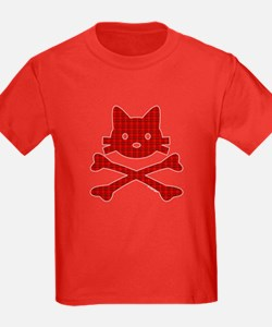 Plaid Kitty X-Bones by Rotem Gear T