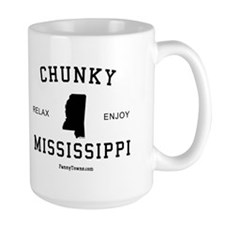 Chunky, Mississippi Mug