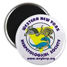 Funny Herpetology Magnet