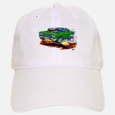 Roadrunner Green Car Baseball Baseball Cap