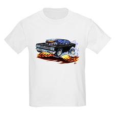 Roadrunner Black Car T-Shirt