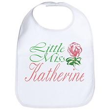 Little Miss Katherine Bib