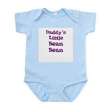 Daddy's Little Bean Bean Infant Creeper