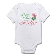 Little Miss Lilly Infant Bodysuit