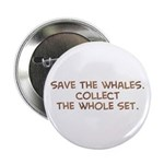 Save The Whales 2 Button