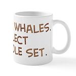 Save The Whales 2 Mug