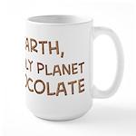 Save the Earth Large Mug