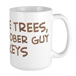 Save the Trees Large Mug