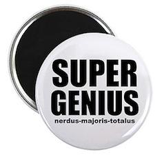 Super Genius Magnet