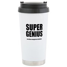 Super Genius Travel Mug