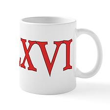 DCLXVI Mug