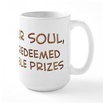 Save your Soul Large Mug