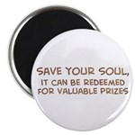 Save your Soul Magnet