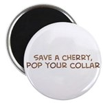 Save a Cherry Magnet