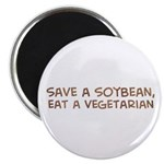 Save a Soybean Magnet