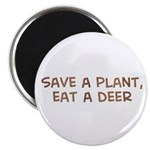 Save a Plant Magnet