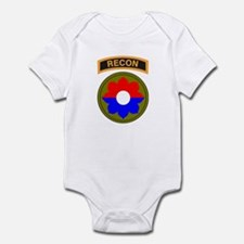 9th Infantry Division with Recon Tab Infant Bodysu