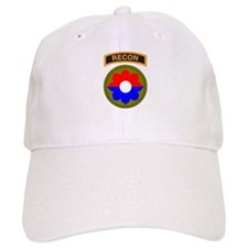 9th Infantry Division with Recon Tab Baseball Cap