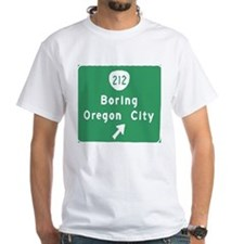 Boring, Oregon (OR) Shirt