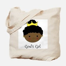 God's Gal African Tote Bag