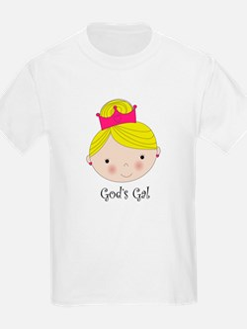 God's Gal Blonde T-Shirt