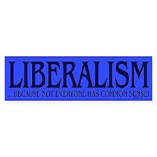 Liberalism Bumper Bumper Sticker