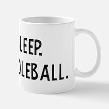 Eat, Sleep, Play Paddleball Mug
