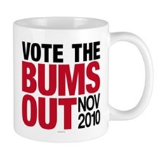 Vote the Bums Out Mug