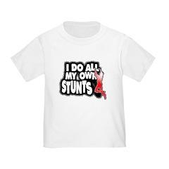 My Own Stunts T