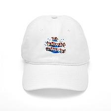 Cute The conservative monster Baseball Cap