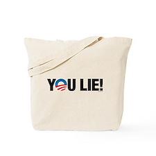 You Lie! Tote Bag