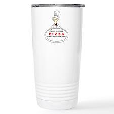 NEW YORK PIZZA Travel Mug