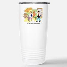BUT I DIDN'T KNOW Travel Mug