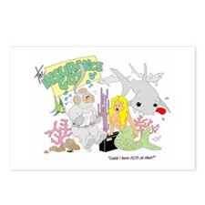... ADB ON THAT? Postcards (Package of 8)