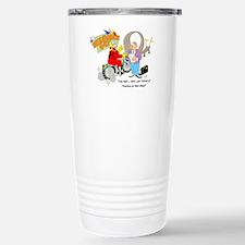 WAIVER OF PREMIUM Travel Mug