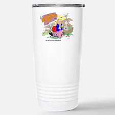 RIGHT ADDRESS? Travel Mug