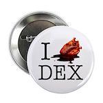 """I Heart Dexter 2.25"""" Button"""