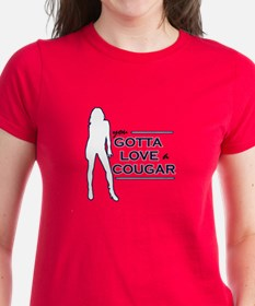Cute Houston cougars Tee