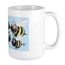 Christian Turtle - Bee Atitudes Mug