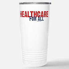 Healthcare for All Stainless Steel Travel Mug